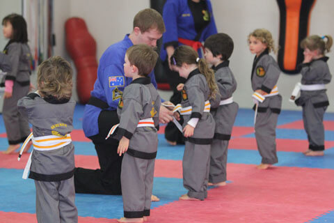 Wilkes Martial Arts Perth kids classes