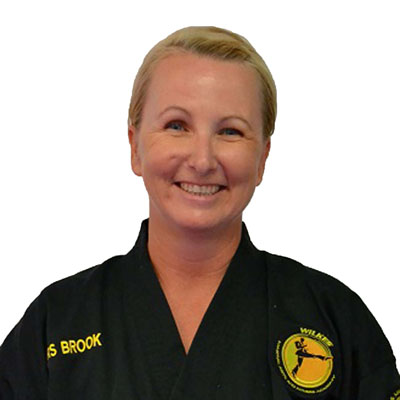 Mrs Bec Brook - Boxing for Fitness Coach