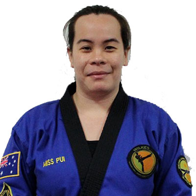 Miss Shona Pui - Student Services & FMA Assistant Instructor